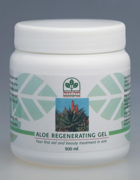 Aloe Regenerating Gel (thick gel) 500g