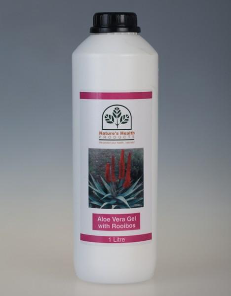 Aloe Vera Gel with Rooibos Health Drink (1 Liter)