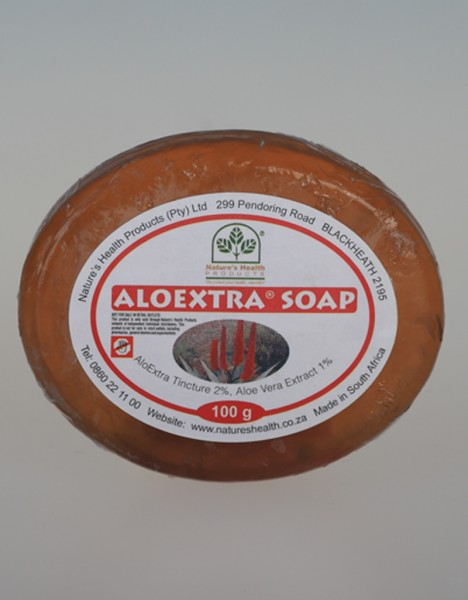 AloExtra Soap Bar