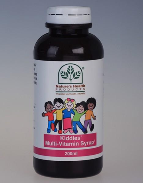 Kiddies Multi-Vitamin Syrup