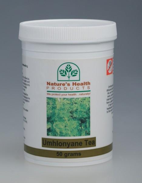 Umhlonyane Tea (Wild worm wood/wilde-als) NO STOCK AVAILABLE