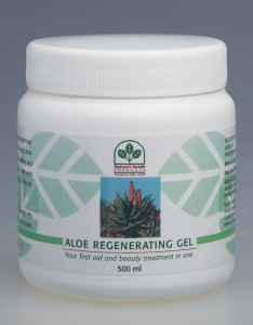 Aloe Regenerating Gel (thick gel) 500g (6/box)