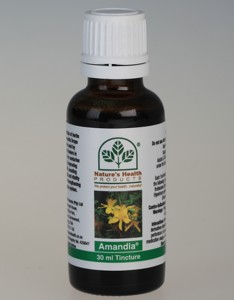 Amandla Tincture 30ml (12/box)