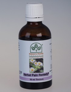 Herbal Pain Remedy Tincture