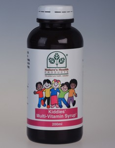 Kiddies Multi-Vitamin Syrup