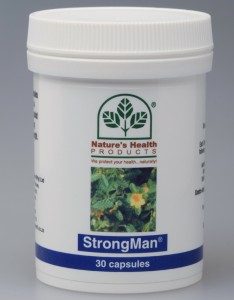StrongMan Capsules 30's (12/box)