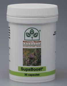 SupaBoost Capsules 30's (12/box)
