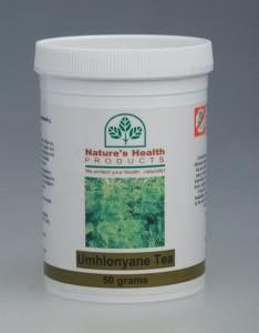 Umhlonyane Tea (Wild worm wood/wilde-als)