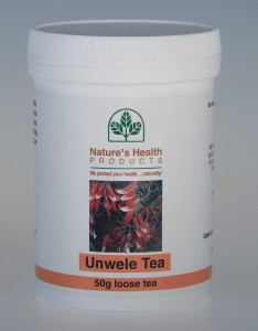 Unwele Tea (Cancerbush) 50g (36/box)